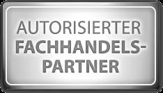 autorisierter Fachhandelspartner