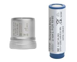 HEINE BETA 4: Bodeneinheit und Ladebatterie