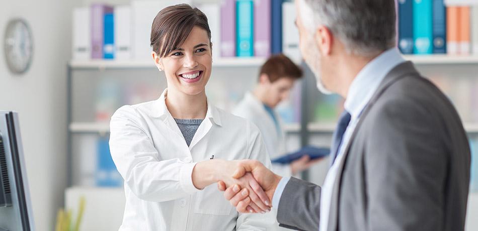 Karriere bei KS Medizintechnik im Außendienst