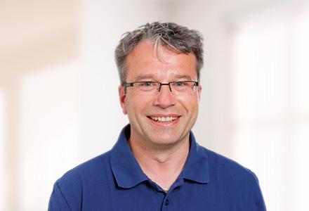 Herr Dr. med. Christoph Greb