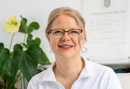 Frau Dr. med. Sabine Hartig