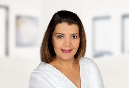 Frau Aisha Rahman