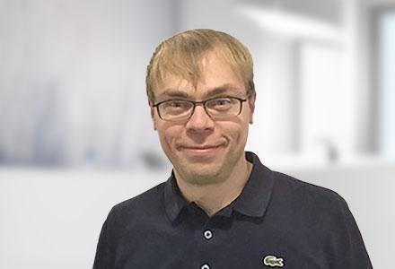 Herr Dr. med. Gregor Türk