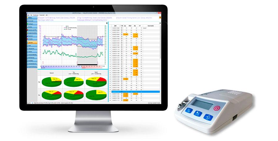 AMEDTEC Langzeit-Blutdruck | Holter-RR