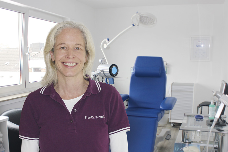 Dr. med. Daniela Schneider - Referenzen Praxiseinrichtung