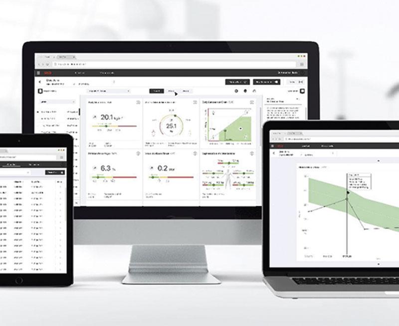 seca mBCA 555 | responsive Software